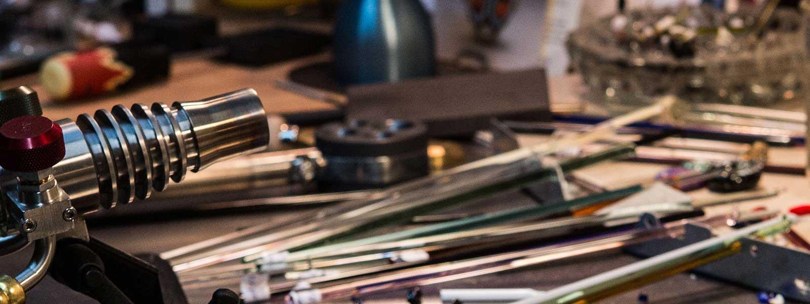 Setting up your lampwork studio