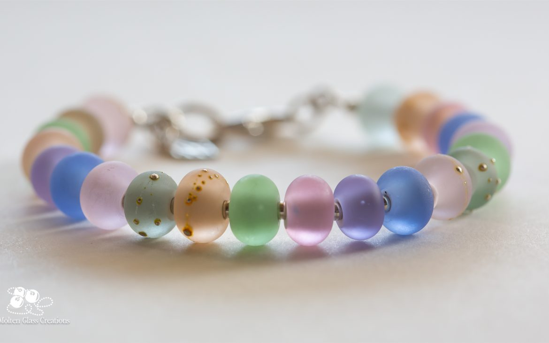 simply spring bracelet
