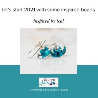 Inspiration comes from all directions.  I'm inspired by the brilliant transparent colours.  Regardless of the season, teal is timeless.⁠ ⁠ ⁠